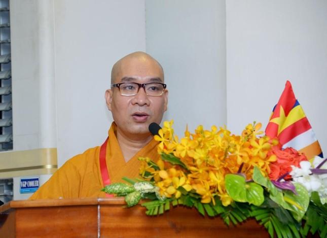 Thượng tọa Thích Truyền Cường được tái suy cử Trưởng ban Trị sự Phật giáo quận 5 ảnh 3