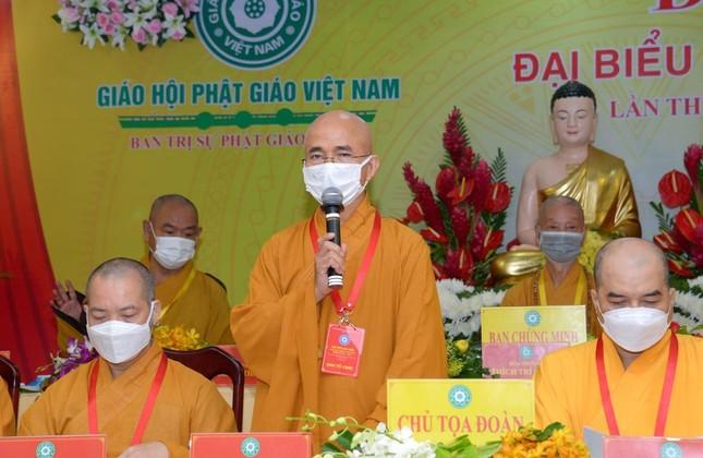 Thượng tọa Thích Truyền Cường được tái suy cử Trưởng ban Trị sự Phật giáo quận 5 ảnh 21