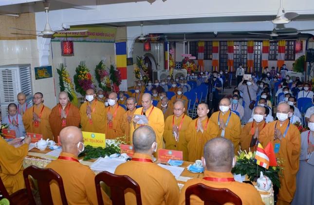 Thượng tọa Thích Truyền Cường được tái suy cử Trưởng ban Trị sự Phật giáo quận 5 ảnh 7