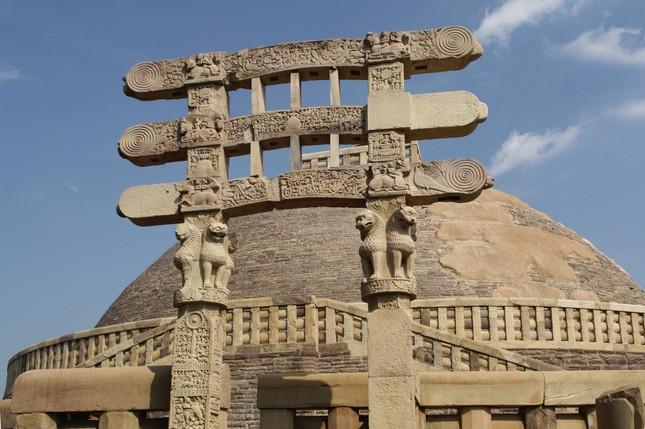 Đại tháp Sanchi ảnh 1