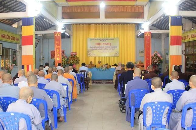 Đồng Tháp: Phật giáo TP.Sa Đéc tổng kết công tác Phật sự năm 2020 ảnh 1