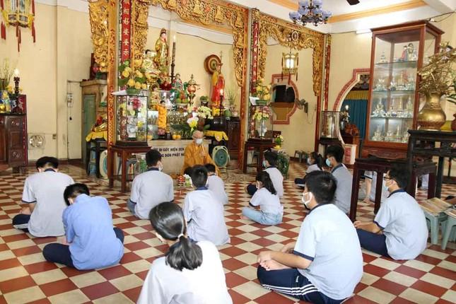 Câu lạc bộ Thanh Thiếu niên Phật tử chùa Thiên Tôn (quận 5) sinh hoạt trở lại ảnh 1