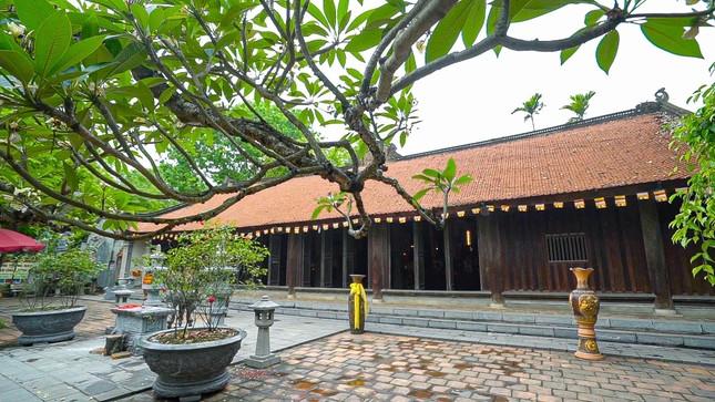 Bắc Giang: Ngôi chùa thiêng từng là Trung tâm Phật giáo lớn nhất thời Trần ảnh 1