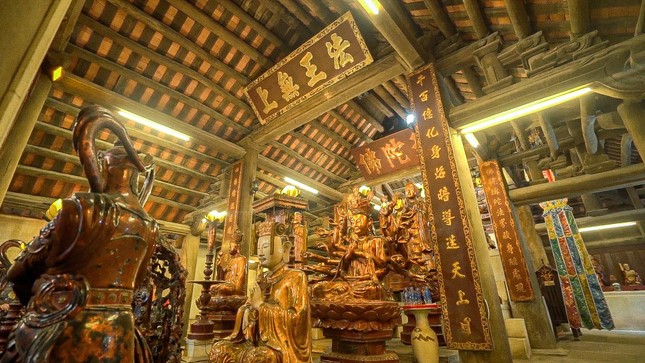 Bắc Giang: Ngôi chùa thiêng từng là Trung tâm Phật giáo lớn nhất thời Trần ảnh 6
