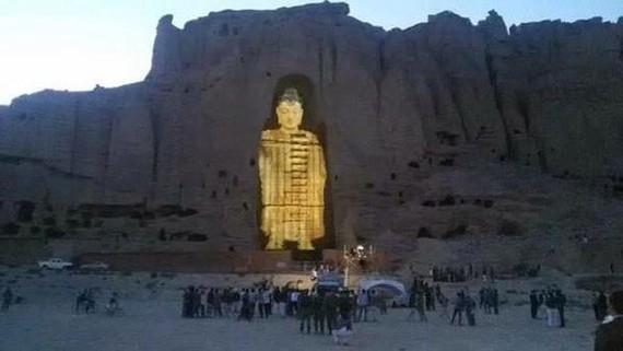 Tái hiện hình ảnh 3D tượng Phật ở Afghanistan ảnh 1