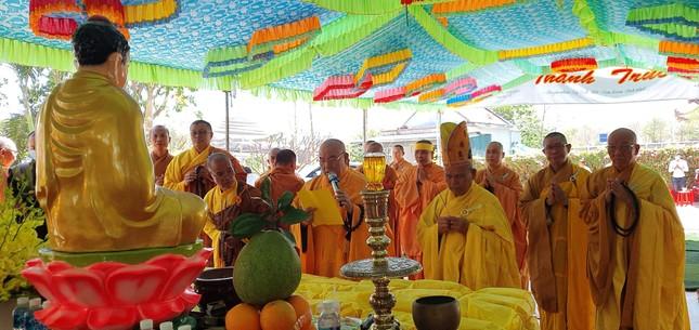 Bình Thuận: Lễ tiểu tường cố Thượng tọa Thích Nguyên Lộc ảnh 1