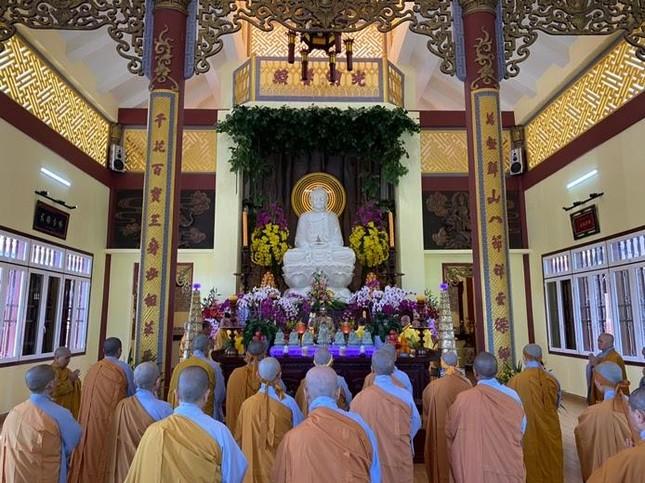 Lâm Đồng: Lễ tiểu tường Ni trưởng Thích nữ Huệ Phước ảnh 1