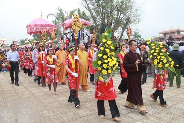 Nghệ An: Lễ hội Đền - Chùa Gám không tổ chức phần hội ảnh 1