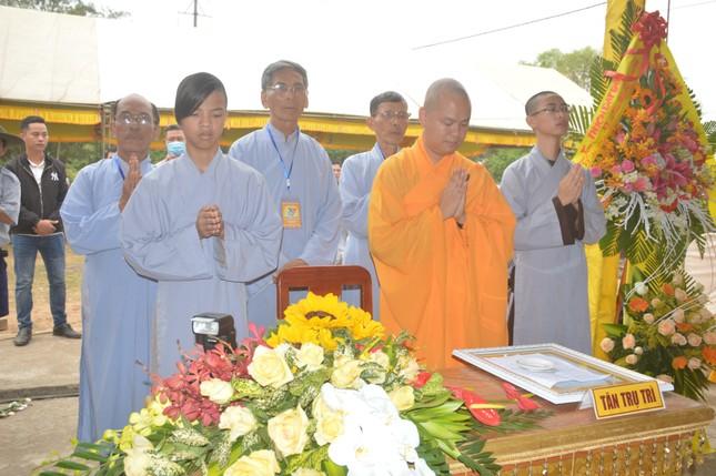 Quảng Trị: Lễ trao quyết định bổ nhiệm trụ trì chùa Bình Trung ảnh 1
