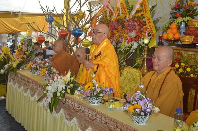 Quảng Trị: Lễ trao quyết định bổ nhiệm trụ trì chùa Bình Trung ảnh 2