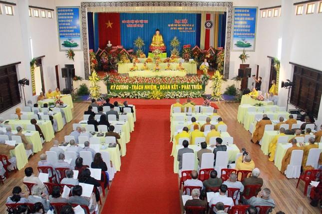 Lâm Đồng: Đại đức Thích Vạn Trí tiếp tục làm Trưởng ban Trị sự TP.Đà Lạt ảnh 1