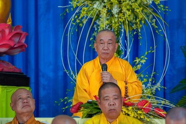 Lâm Đồng: Đại đức Thích Vạn Trí tiếp tục làm Trưởng ban Trị sự TP.Đà Lạt ảnh 4