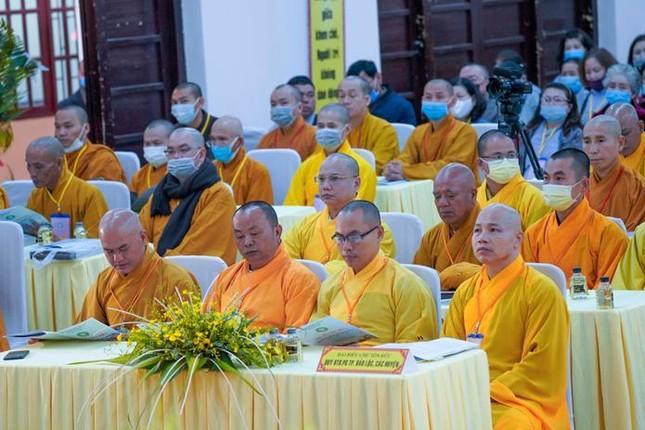 Lâm Đồng: Đại đức Thích Vạn Trí tiếp tục làm Trưởng ban Trị sự TP.Đà Lạt ảnh 2