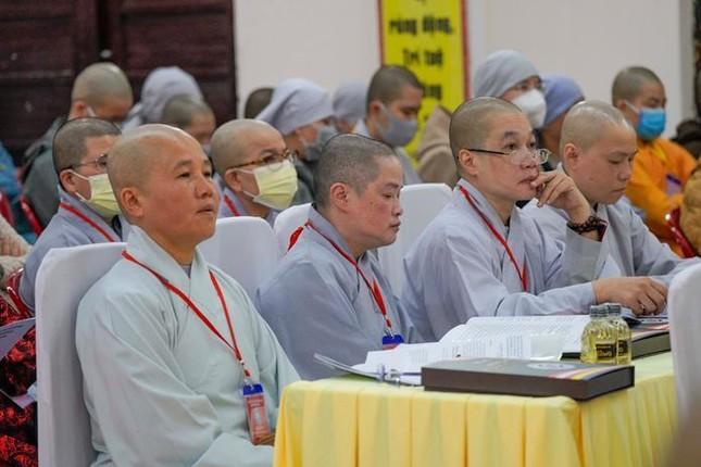 Lâm Đồng: Đại đức Thích Vạn Trí tiếp tục làm Trưởng ban Trị sự TP.Đà Lạt ảnh 3