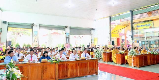 Bình Dương: Đại hội đại biểu Phật giáo TP.Dĩ An lần thứ VI ảnh 1