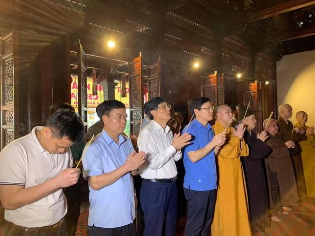 Hà Nam: Lễ lạc thành đại hùng bảo điện chùa Thiên Phúc ảnh 2