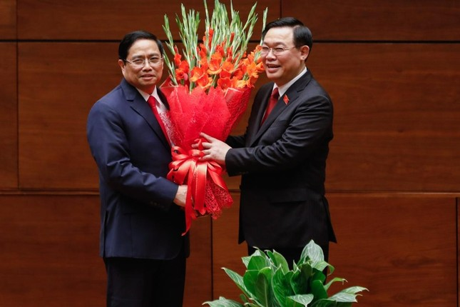 Ông Phạm Minh Chính giữ chức Thủ tướng ảnh 1