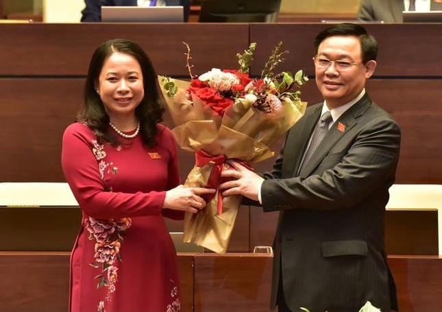 Bà Võ Thị Ánh Xuân làm Phó Chủ tịch nước ảnh 1