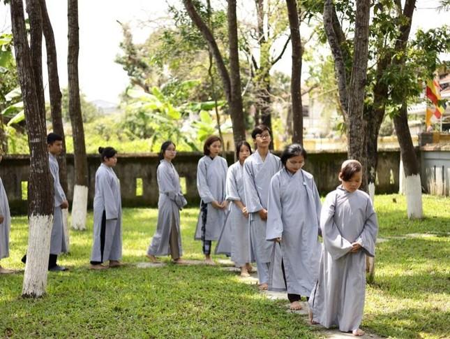 """Thừa Thiên Huế: Chùa Giác Thế tổ chức khóa tu tuổi trẻ """"Lắng nghe để hiểu"""" ảnh 5"""