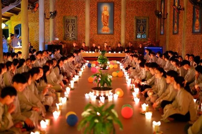 """Thừa Thiên Huế: Chùa Giác Thế tổ chức khóa tu tuổi trẻ """"Lắng nghe để hiểu"""" ảnh 8"""