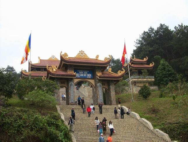 Vĩnh Phúc: Mạo danh thiền viện Trúc Lâm Tây Thiên để lừa đảo ảnh 1