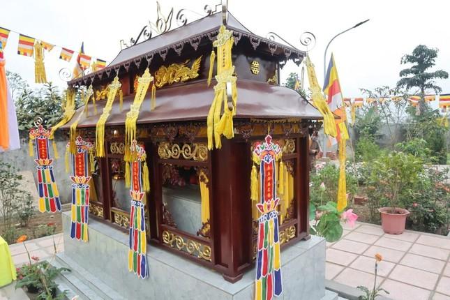 Thái Bình: Lễ bách nhật Ni trưởng Thích Đàm Niệm ảnh 3