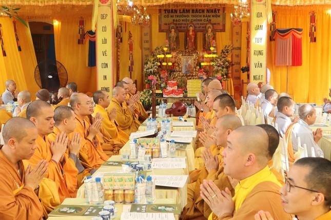 Thái Bình: Lễ bách nhật Ni trưởng Thích Đàm Niệm ảnh 2