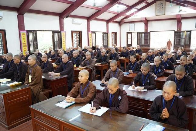 Các ngày hành sám tại Đại giới đàn Hà Nội Phật lịch 2565 ảnh 2