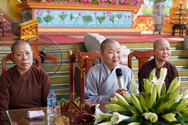 Các ngày hành sám tại Đại giới đàn Hà Nội Phật lịch 2565 ảnh 3