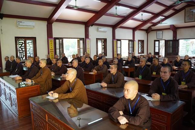 Các ngày hành sám tại Đại giới đàn Hà Nội Phật lịch 2565 ảnh 6