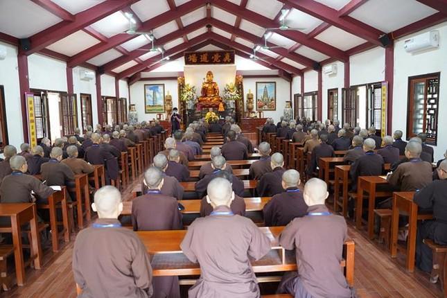 Các ngày hành sám tại Đại giới đàn Hà Nội Phật lịch 2565 ảnh 8