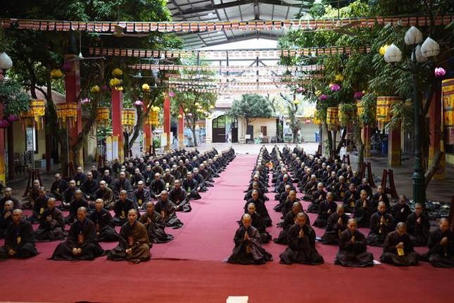 Các ngày hành sám tại Đại giới đàn Hà Nội Phật lịch 2565 ảnh 10