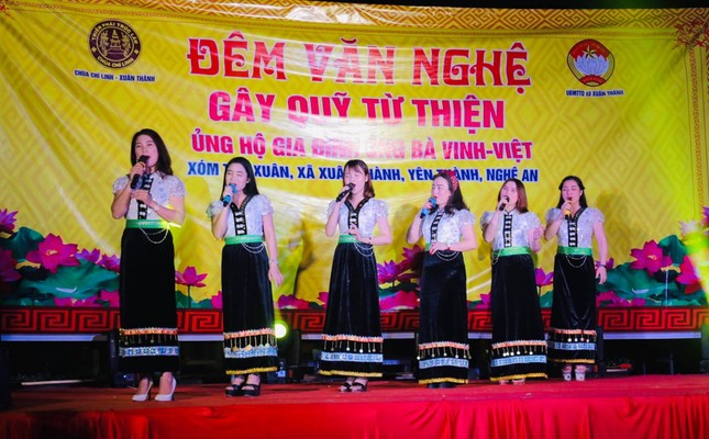Chùa Chí Linh tổ chức đêm văn nghệ gây quỹ từ thiện ảnh 1
