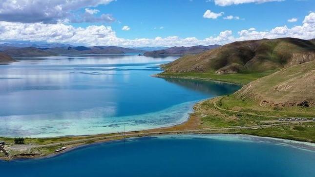 Ngắm những hình ảnh về ngôi chùa độc đáo ở Tây Tạng ảnh 4