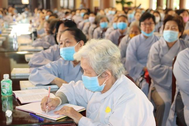Khai pháp khóa tu tại thiền viện Trúc Lâm Trí Đức Ni ảnh 4