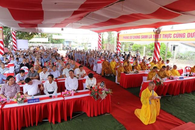 Phú Yên: Bổ nhiệm trụ trì chùa Hải Tràng ảnh 1