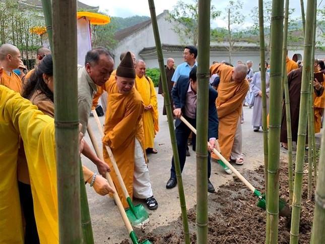 Quảng Ninh: Lễ giỗ Trúc Lâm Đệ Nhị Tổ Pháp Loa ảnh 4