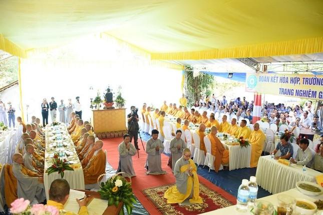 Quảng Nam: Bổ nhiệm Sư cô Thích nữ Đồng Hiếu làm trụ trì chùa Lương Mỹ ảnh 2