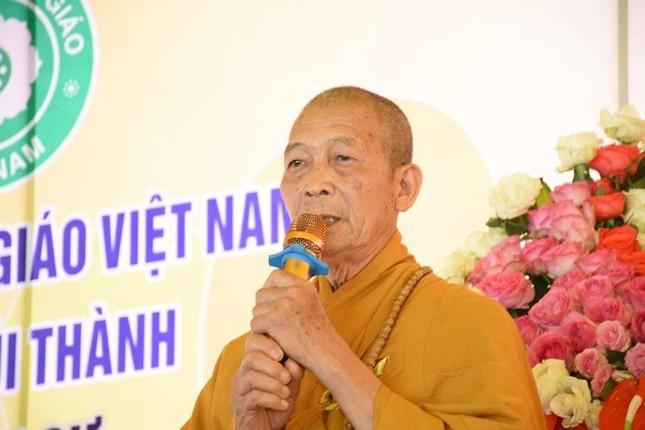 Quảng Nam: Bổ nhiệm Sư cô Thích nữ Đồng Hiếu làm trụ trì chùa Lương Mỹ ảnh 3