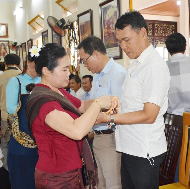 Đà Nẵng: Tết cổ truyền Bunpimay tại chùa Tam Bảo ảnh 4
