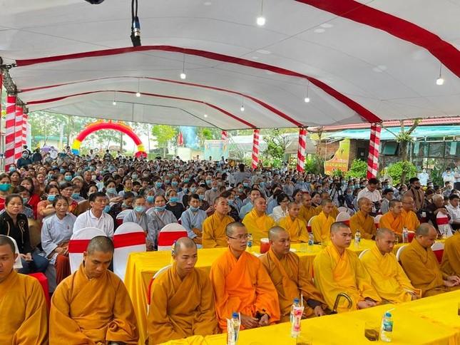 Nghệ An: Bổ nhiệm Đại đức Thích Đồng Phát làm trụ trì chùa Hưng Khánh ảnh 3
