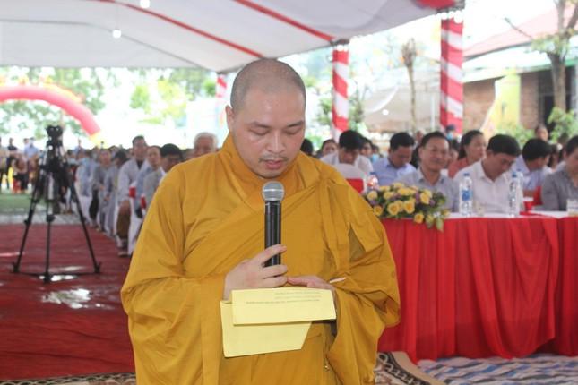 Nghệ An: Bổ nhiệm Đại đức Thích Đồng Phát làm trụ trì chùa Hưng Khánh ảnh 2