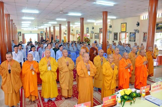 Cần Thơ: Đại đức Thích Thiện Hữu làm Trưởng ban Trị sự Phật giáo huyện Phong Điền nhiệm kỳ 2021-2026 ảnh 2