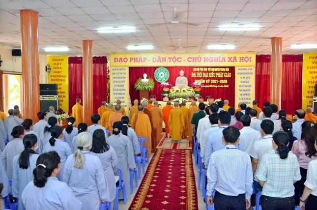 Cần Thơ: Đại đức Thích Thiện Hữu làm Trưởng ban Trị sự Phật giáo huyện Phong Điền nhiệm kỳ 2021-2026 ảnh 3