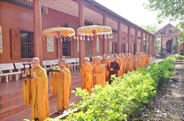 Cần Thơ: Đại đức Thích Thiện Hữu làm Trưởng ban Trị sự Phật giáo huyện Phong Điền nhiệm kỳ 2021-2026 ảnh 1