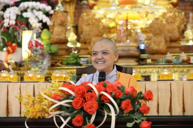 Hơn 400 Phật tử quy y Tam bảo tại chùa Thiên Quang ảnh 1