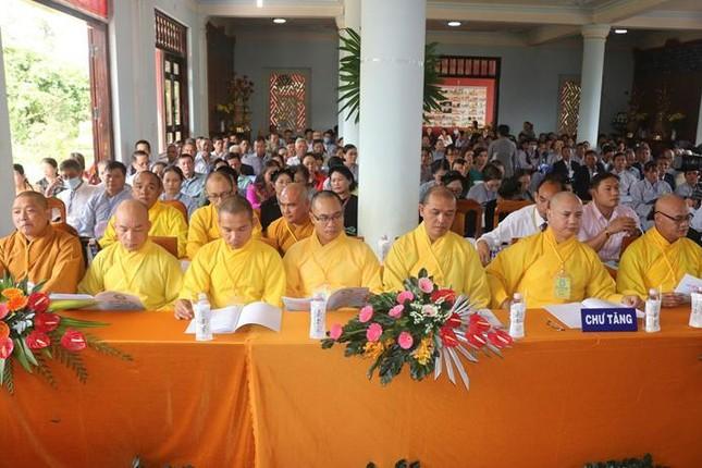 Lâm Đồng: Đại đức Thích Đồng Văn tái nhiệm chức Trưởng ban Trị sự Phật giáo huyện Bảo Lâm ảnh 1