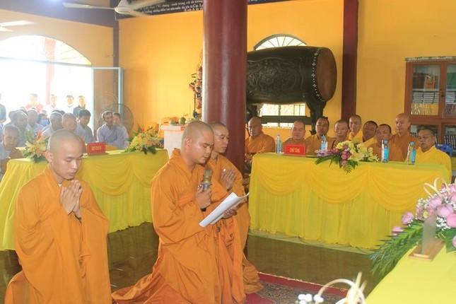 Đồng Tháp: Bổ nhiệm Đại đức Thích Phước Hạnh làm trụ trì chùa Thành Phước ảnh 2