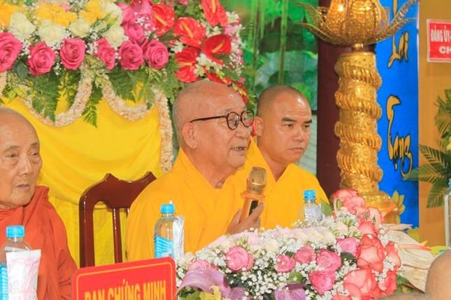 Đồng Tháp: Bổ nhiệm Đại đức Thích Phước Hạnh làm trụ trì chùa Thành Phước ảnh 3