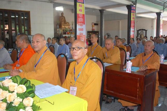 Bình Phước: Thượng tọa Thích Tĩnh Cường tiếp tục làm Trưởng ban Trị sự GHPGVN huyện Chơn Thành ảnh 1